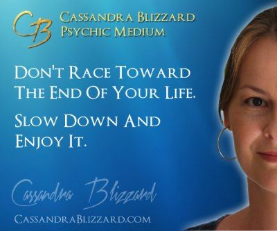 Activity Streams Directory   SOul ALIVE With Cassandra Blizzard