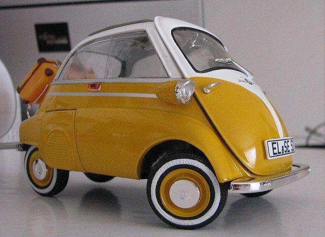 Funny Mini Bmw Isetta Lol Fiat 600 Cute Cars
