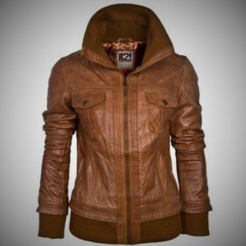 Long Neck Bomber Leather Jacket Leather Bomber Jacket Women Bomber Jacket Women Leather Bomber Jacket [ 1000 x 1000 Pixel ]