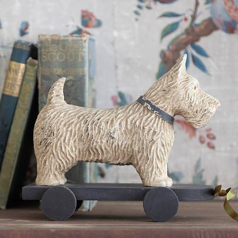 Love this! Scottie dog, Scottie, Vintage dog
