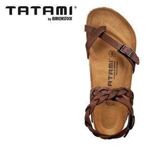 afdcb20eb6f Tatami Yara Oiled Leather Sandal
