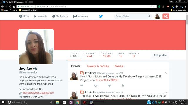 How I increased followers like a boss with Twitter