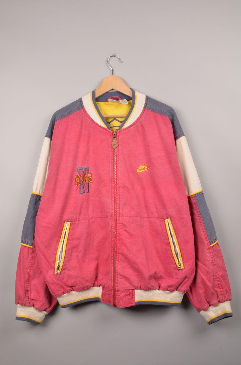 Nike Vintage Baseball Jacket Training