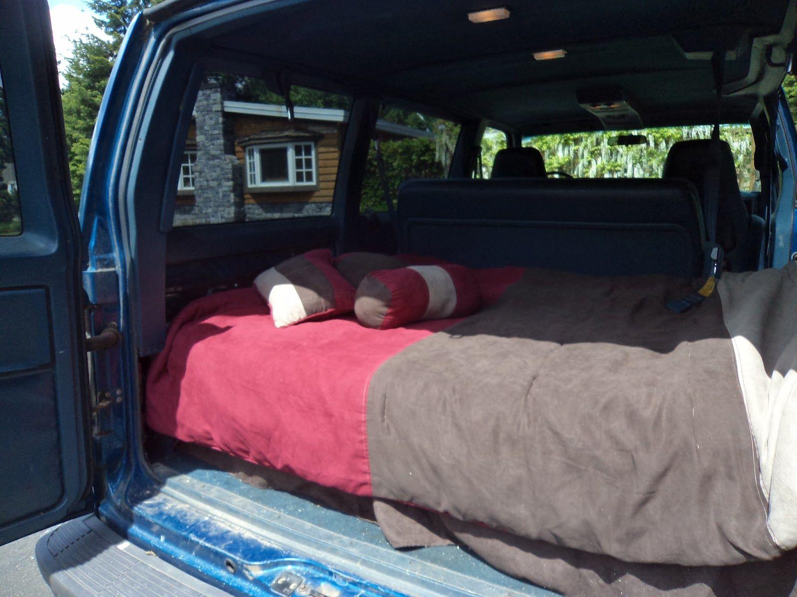 Chevy Astro Van Bed | Bed Linen Gallery