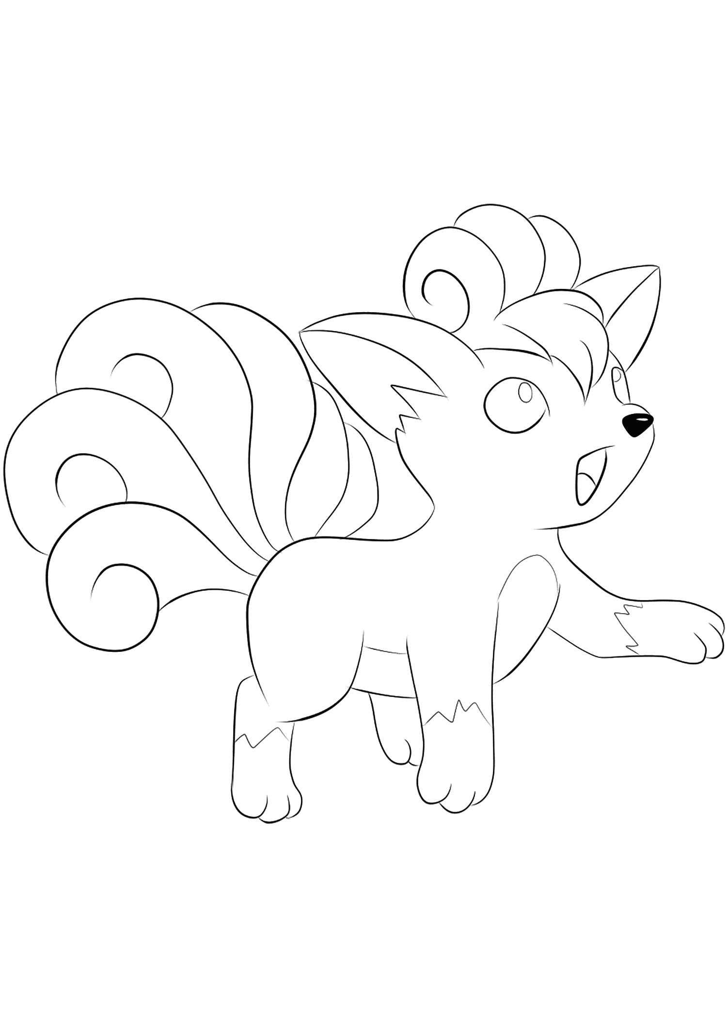 Pokemon Coloring Pages Vulpix Pokemon Coloring Pages Alolan Vulpix Pokemon Coloring Pages Vulpix Coloring Pages Pokemon Coloring Pages Pokemon Coloring
