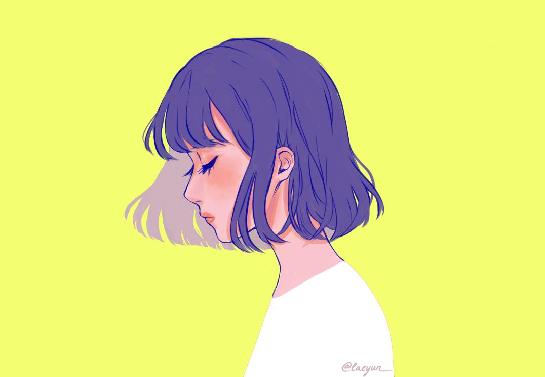 Sailor Saturn by laeyun.tumblr.com  Anime hair, Anime haircut