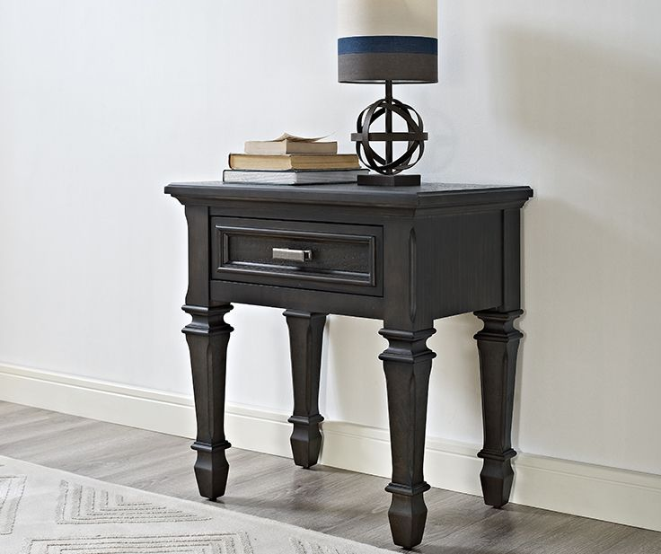Designed to shine bright, the Nashville Knox Nightstand is not only a beautiful piece but will satisfy your storage needs as well! Learn more about the Nashville Knox collection at: http://www.bertinibaby.com/eng/Collections/Nashville%20Knox