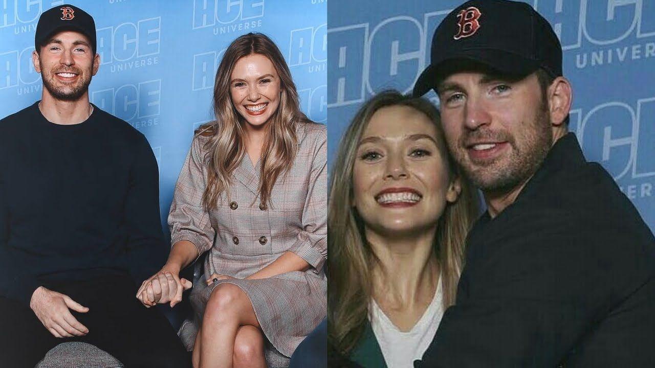 Chrizzie Funny Chris Evans And Elizabeth Olsen Moments Youtube Chris Evans Chris Evans Girlfriend Chris Evans Funny