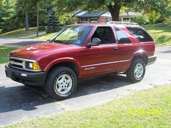 96 chevy s10 blazer just like the one i had it was very reliable more so than the 85 blazer good way to go back and forth to chevy s10 s10 96 chevy s10 blazer just like the