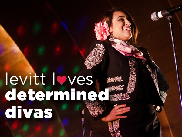 March is Women's History Month and we're celebrating the Mariachi Divas, the incredible two-time GRAMMY award-winning all-female mariachi group who've performed at Levitt Pasadena and Levitt Los Angeles a total of 10 times!