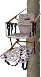 One of the most popular pieces of equipment used by experienced deer hunters is a tree stand.  A tree stand affords hunters critical ambush advantages.   http://crossbowsforsale.com/deer-hunting-tree-stands/