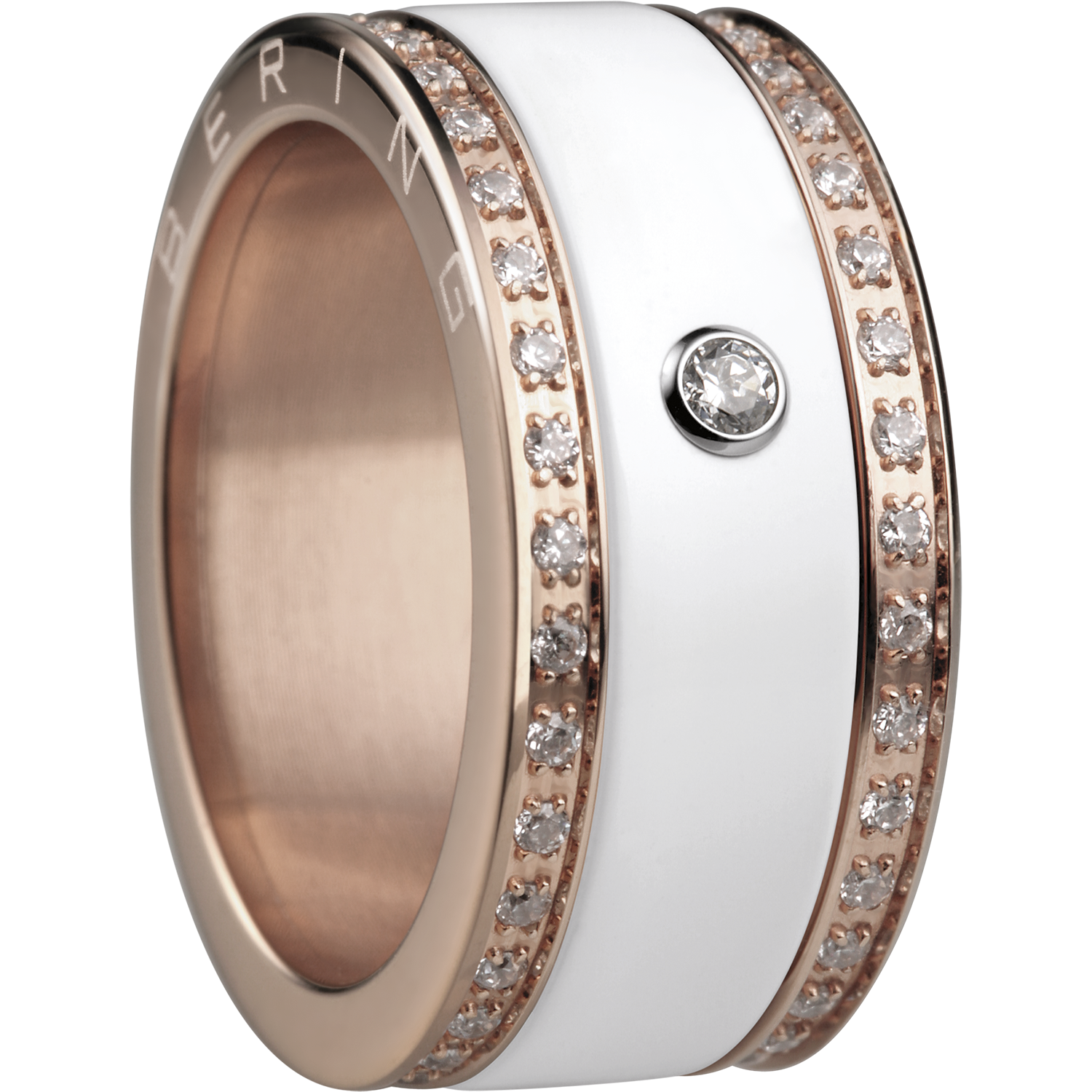 Arctic Symphony Collection Women s ring bination BERING
