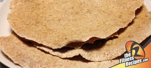 Whole wheat/grain tortilla's(basic recipe) A TESTER