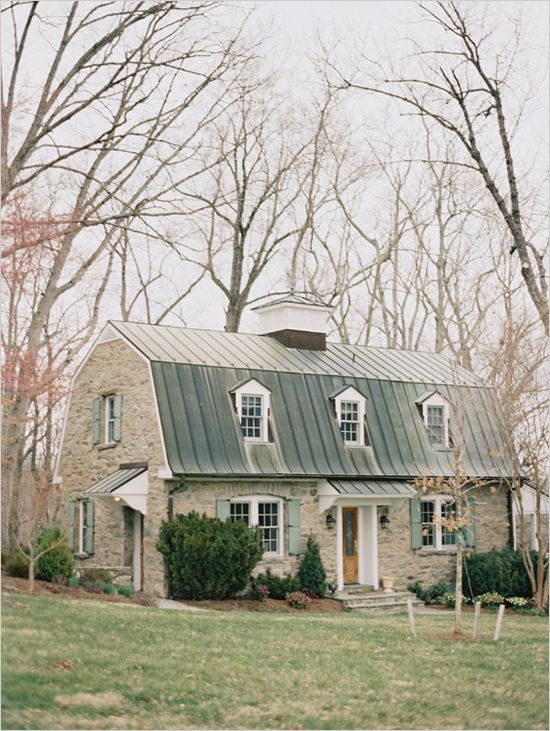 Enchanted Atelier By Liv Hart 2014 Fall Winter Collection Cottage House Exterior House Exterior Dutch Colonial Exterior