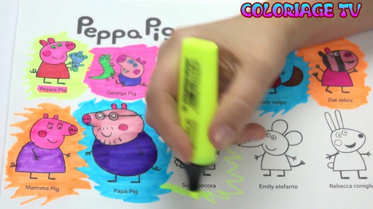 26 can you draw peppa pig george pig zoe zebra mamma - Jeux de papa pig ...