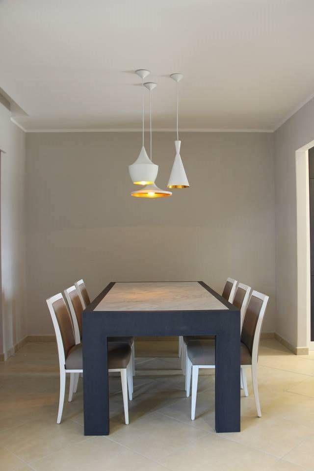 Sala da pranzo sala da pranzo moderna di valeria fusco ...