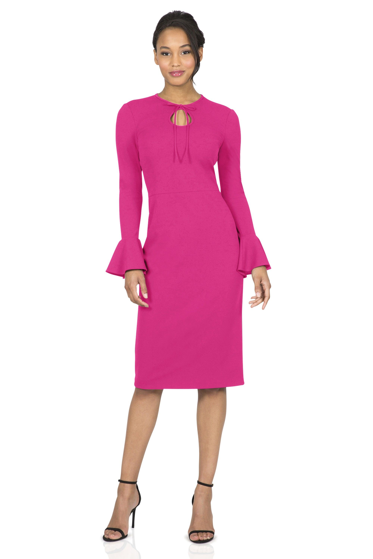 Maggy London - Joanna Midi Dress | Primping & Pampering | Pinterest