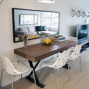 small apartment kitchen table ideas