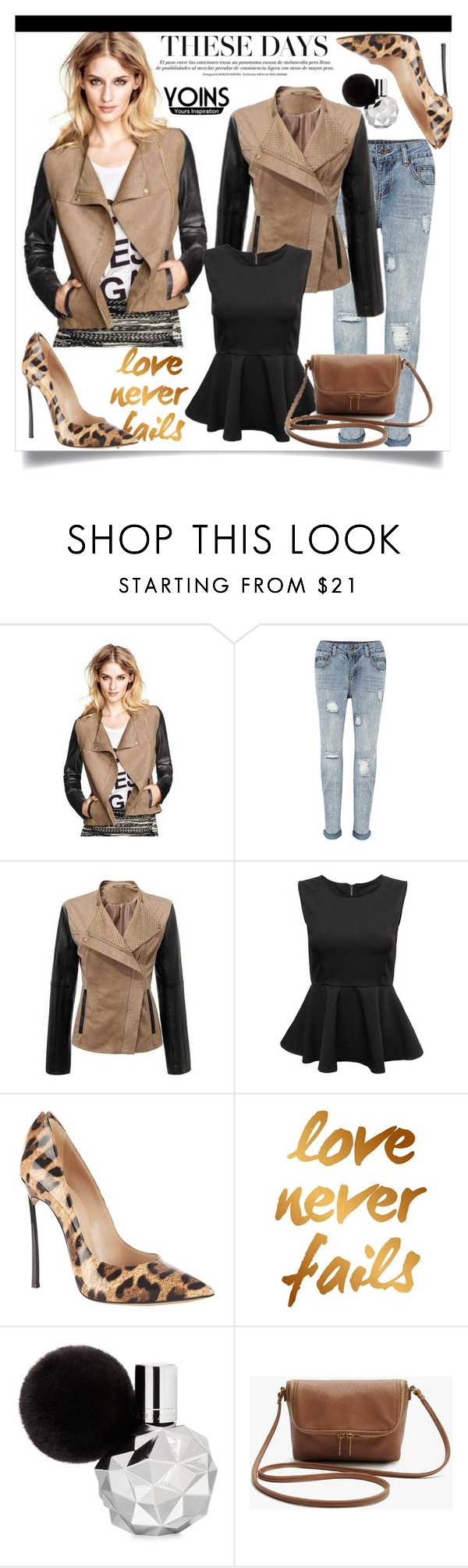 """""""yoins #7/2"""" by almedina-86 ❤ liked on Polyvore featuring Casadei and yoins"""