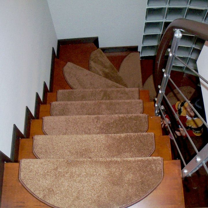 Best High Grade Staircase Carpets Non Slip Mats And Rugs For 400 x 300