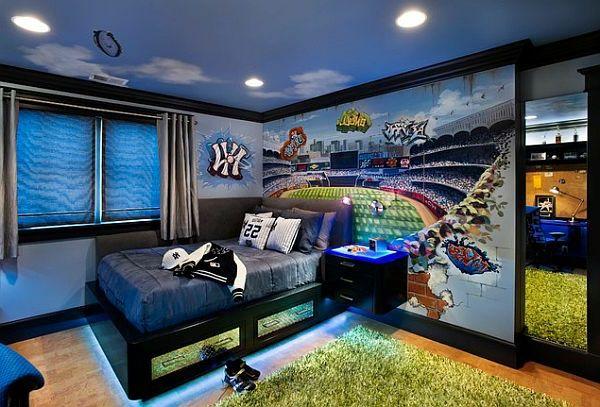 Farbgestaltung fürs Jugendzimmer u2013 100 Deko- und Einrichtungsideen