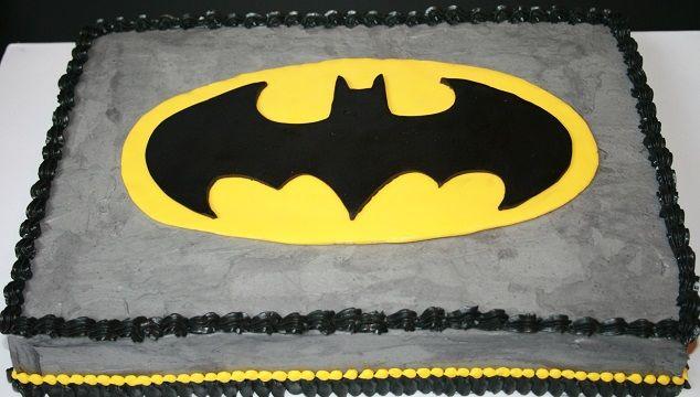 Batman Sheet Cake Ideas Pinteres