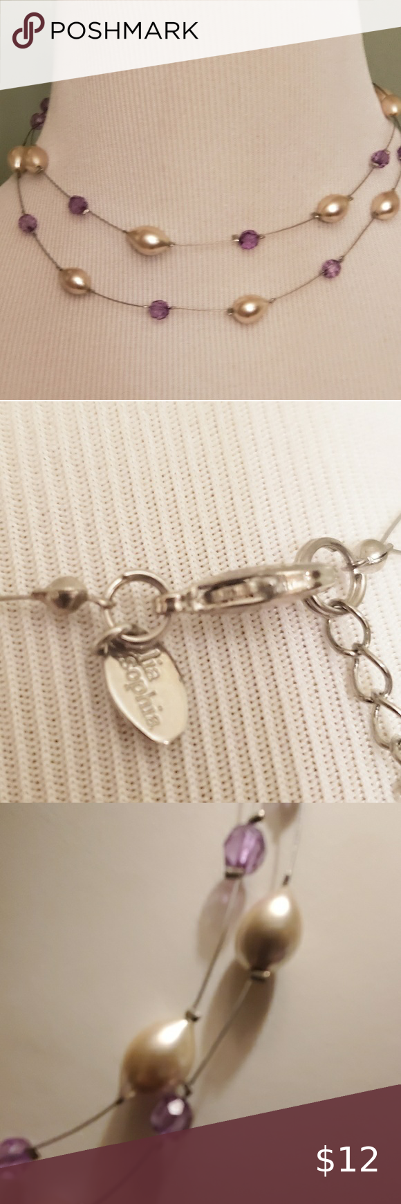 21++ Lia sophia jewelry for sale info