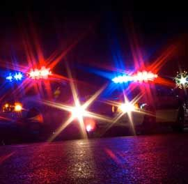 Emergency Vehicle Lights For First Responders Police Lights Police Lights Night Police Car Lights