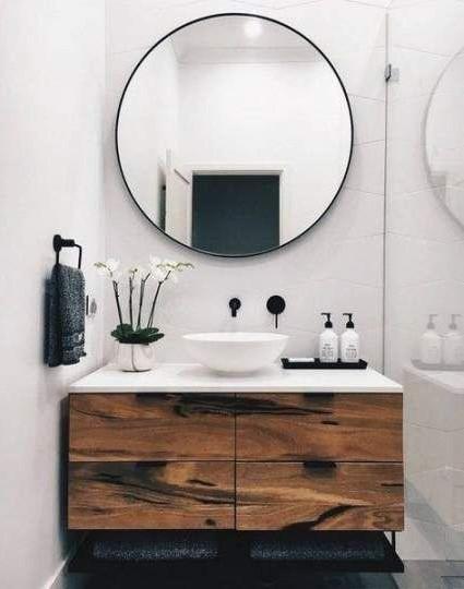7 Υπέροχες ιδέες για να διακοσμήσεις ένα μικρό μπάνιο!