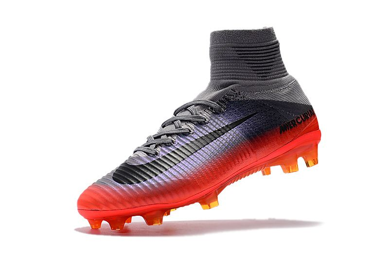 Nike Mercurial Superfly V Cr7 Chapter 4 Fg Cool Grey Orange Metallic Hematite 89 00 Cheap Soccer Shoes Nike Soccer Cleats Outlet 65 Off Free Avec Images Chaussure
