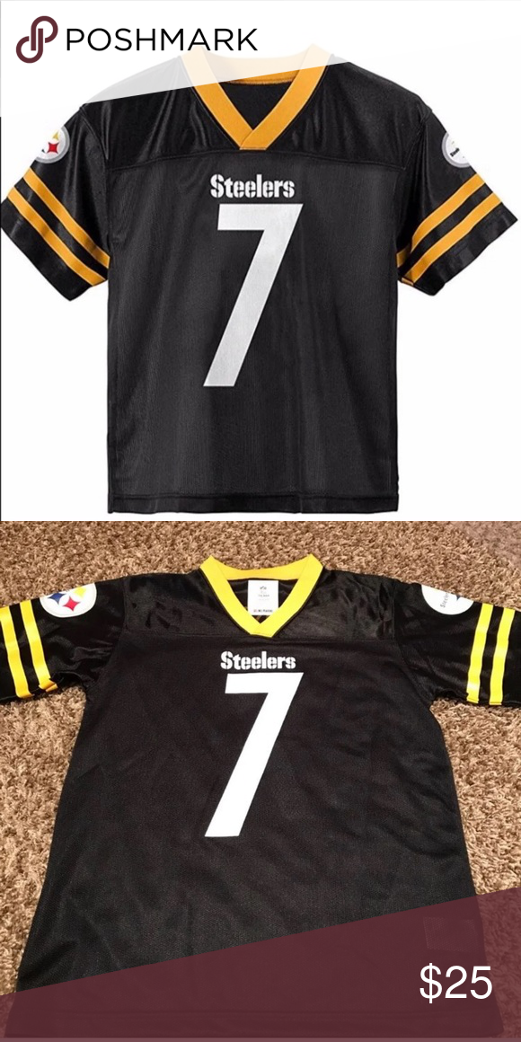 quality design 98244 8f21a Ben Roethlisberger jersey! Great condition! Ben ...