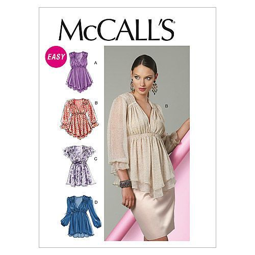 Mccall Pattern M6469 Y (Xsm - Sml - Mccall Pattern | Products