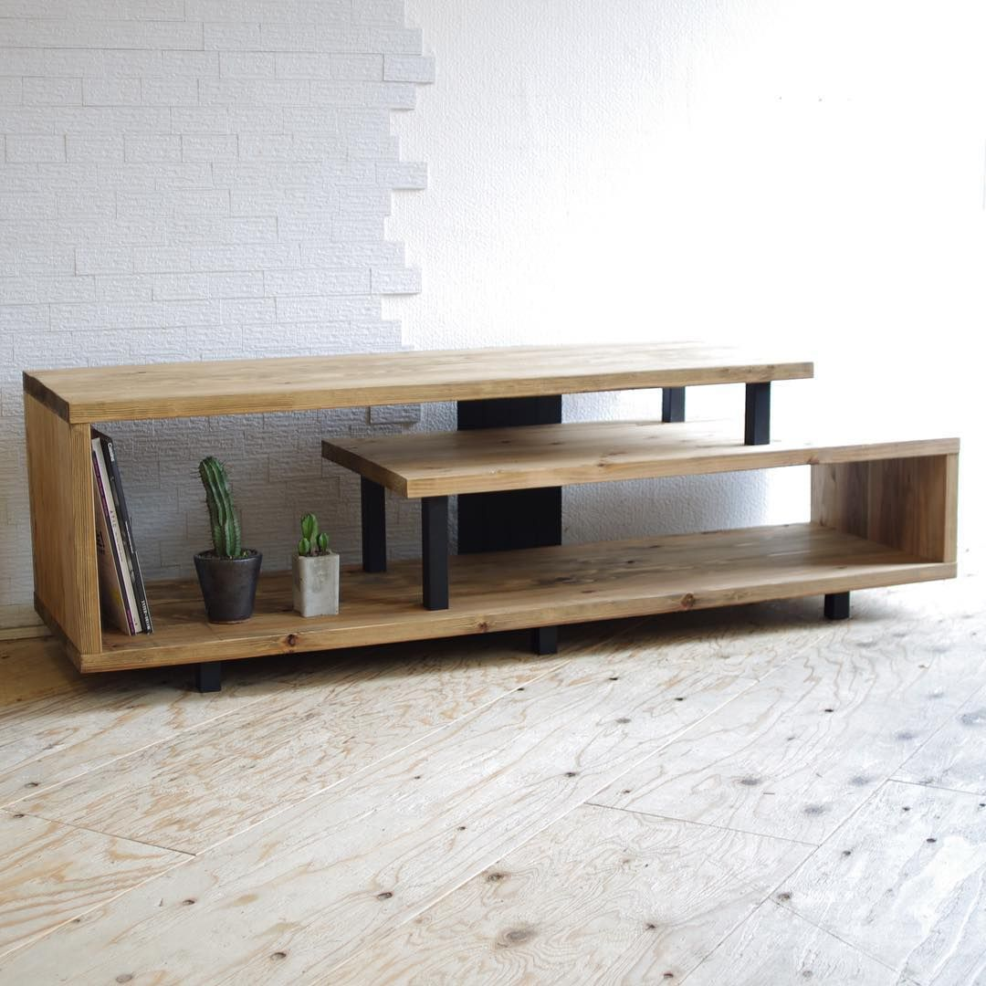 Tv Stand Yshh Oft Pinterest Tv Stands Tvs And Living Rooms # Table Basse Tele Simple