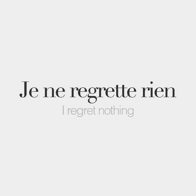 famous french sayings - Google Search | French quotes ...