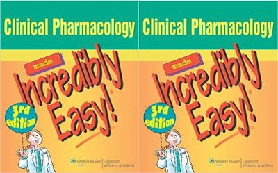 Clinical Pharmacology Made Incredibly Easy Pdf For Free Download