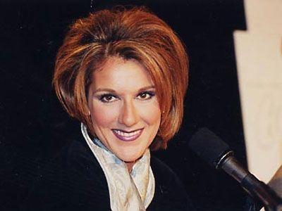 Celine Dion In Short Hair Google Search Celine Dion Short Hair Styles Hair
