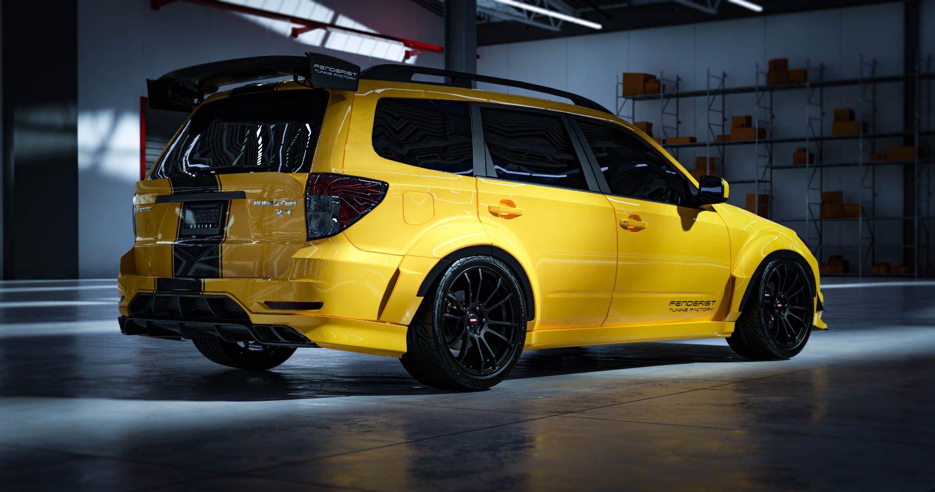 Top Spoiler Ver 2 Subaru Forester Sh 07 14 In 2020 Subaru Forester Subaru Forester Xt Subaru