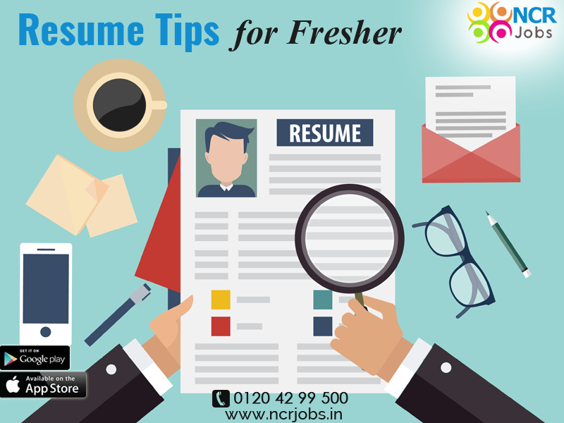 A resume is considered as initial entrance for any job