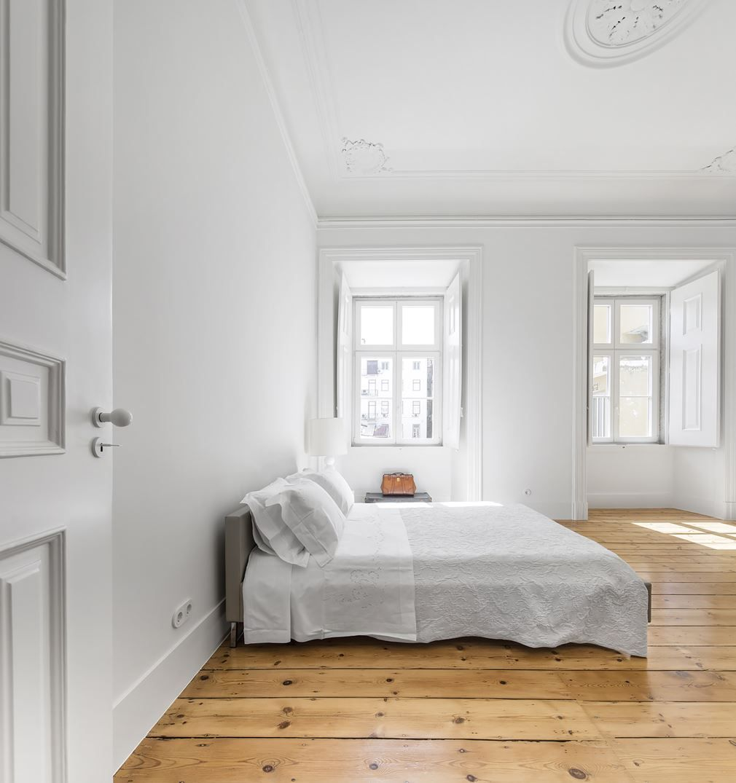 Apartment NANA - Picture gallery #architecture #interiordesign #bedroom
