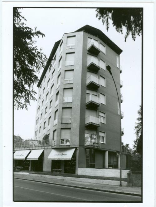 Asnago Vender Wohnhaus Via 3133, Mailand