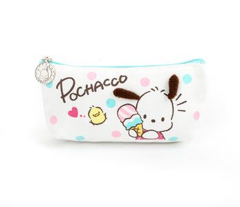 Pochacco Pen Pouch: Ice Cream
