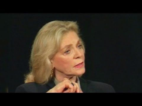 Charlie Rose S Interviews With Hollywood Legend Lauren Bacall