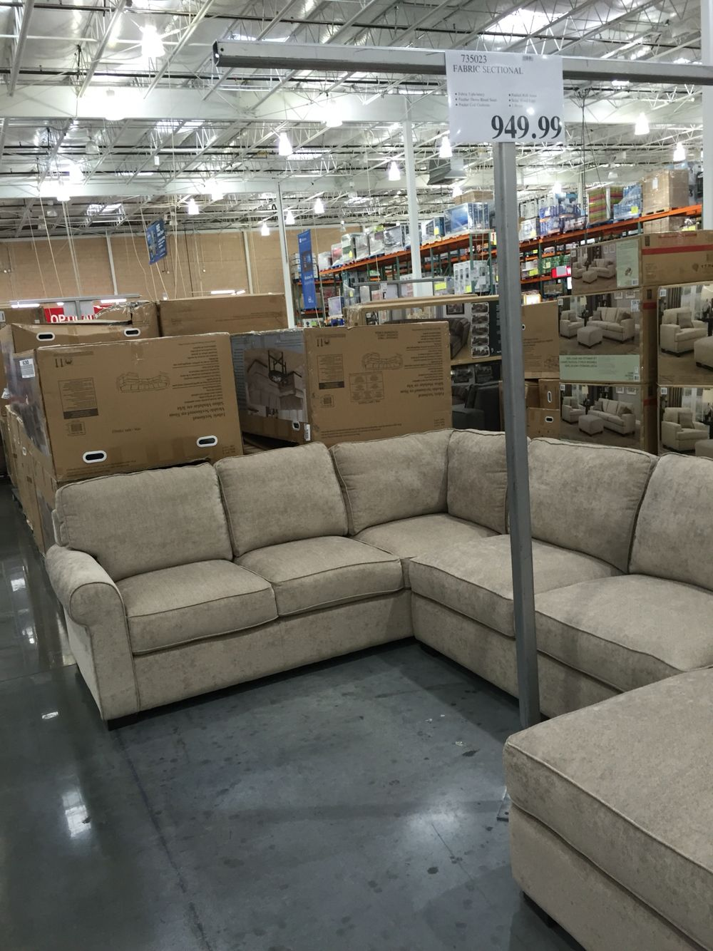 Sectional Costco | Sectional, Living room, Room