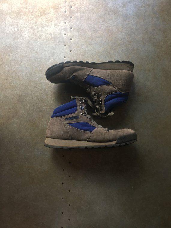 80's Merrell Rambler Hiking Boots | Hiking boots, Boots, Merrell