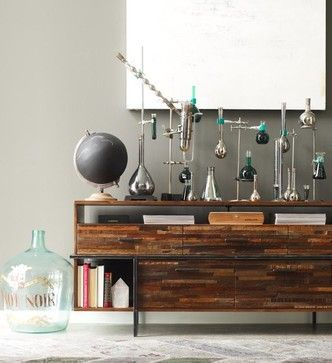 Carson Media Dresser - traditional - products - new york - Zin Home