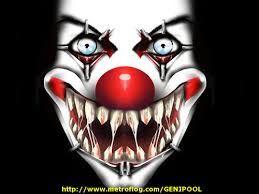 Payasos Creepy Clown Freaky Clowns Evil Clowns