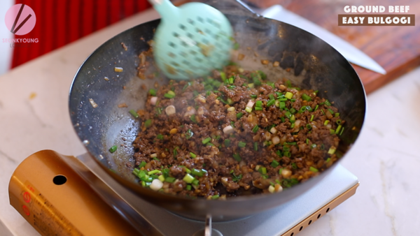 Photo of Ground Beef Bulgogi Recipe & Video – Seonkyoung Longest