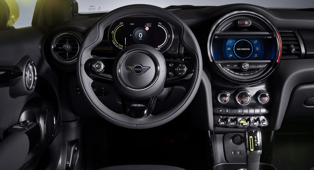 Mini Isnt Introducing Android Auto Connectivity Anytime Soon