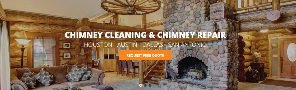 1 Chimney Cleaning Sweep Repair Texas Free Quote Chimney