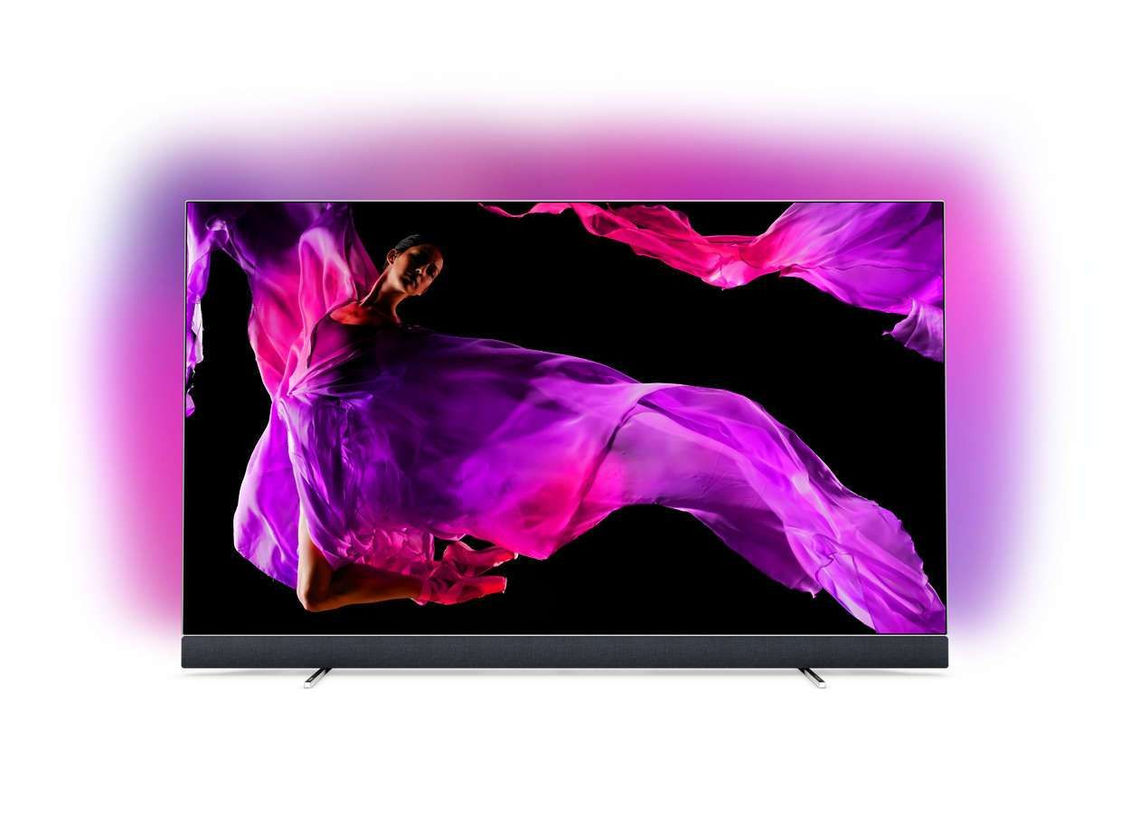 Philips Oled Tvs Win The Double Smart Tv Tvs Cool Things To Buy